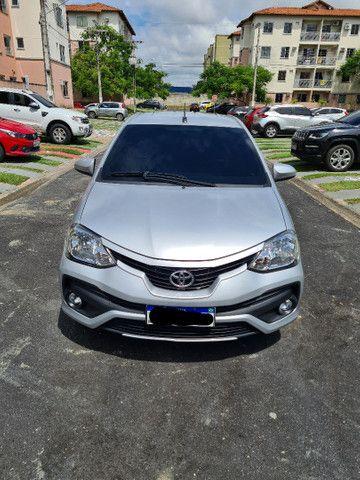 TOYOTA ETIOS Sedan XS 1.5 Automático 2018 - Foto 6