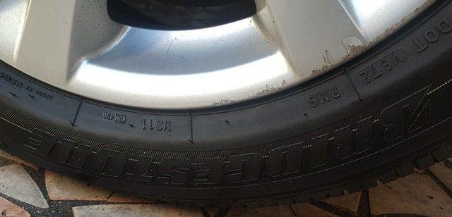 Pneu Bridgestone Turanza EL400 2 - 205/55/16  - ((Semi Novo ))- pouquissimo uso - Foto 7