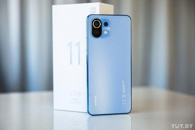 Mi 11 lite 128 GB/6 GB Ram Azul/Rosa  - Foto 3