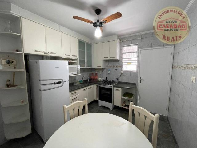 Apartamento com 2 dormitórios à venda, 72 m² por R$ 330.000 - Guilhermina - Praia Grande/S - Foto 7