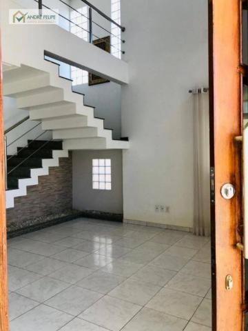 Casa com 5 dormitórios para alugar, 300 m² por R$ 2.700,00/mês - Novo Horizonte - Arapirac - Foto 7