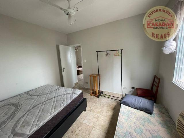 Apartamento com 2 dormitórios à venda, 72 m² por R$ 330.000 - Guilhermina - Praia Grande/S - Foto 13