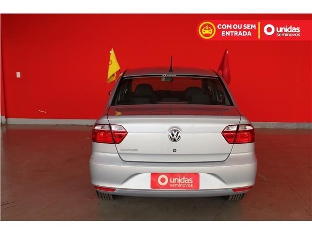 Volkswagen Voyage 2019 1.6 msi totalflex 4p manual - Foto 6