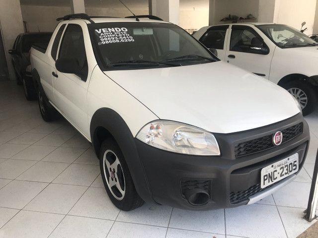 Fiat strada 1.4 2016
