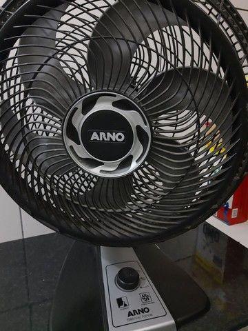 Ventilador Arno que não funciona