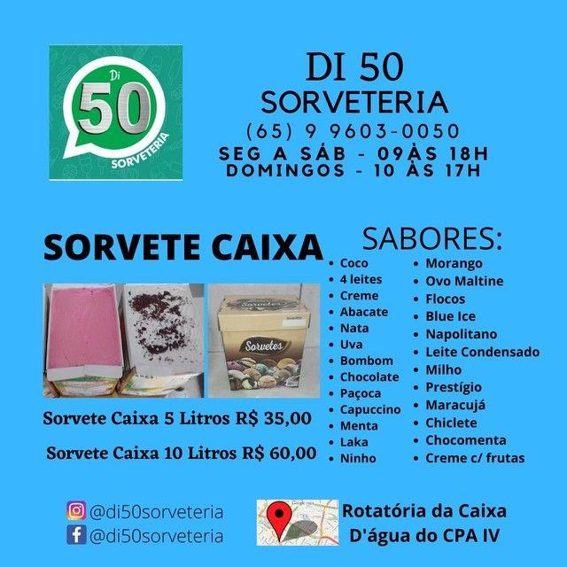 Di 50 Sorveteria - Foto 4