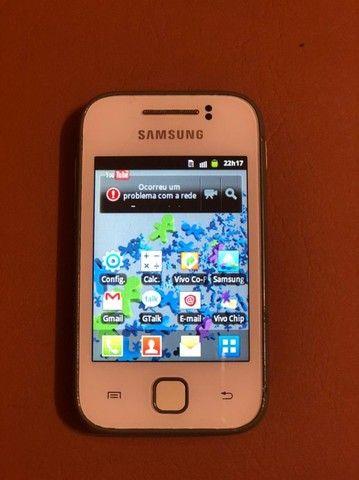 Samsung Galaxy Y Young GT-S5360B - Foto 4