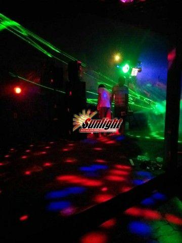 Aluga-se jogo de luz máquina fumaça - Foto 3