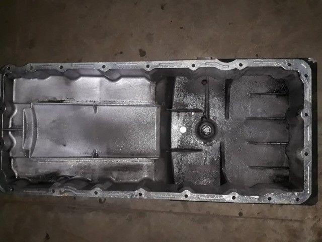 capa seca om 906 atego ou 1620 eletronico - Foto 6