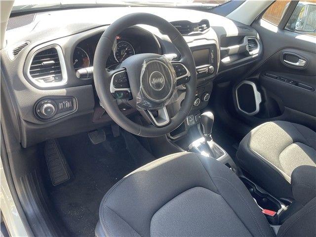 Jeep Renegade 2021 1.8 16v flex sport 4p automático - Foto 9