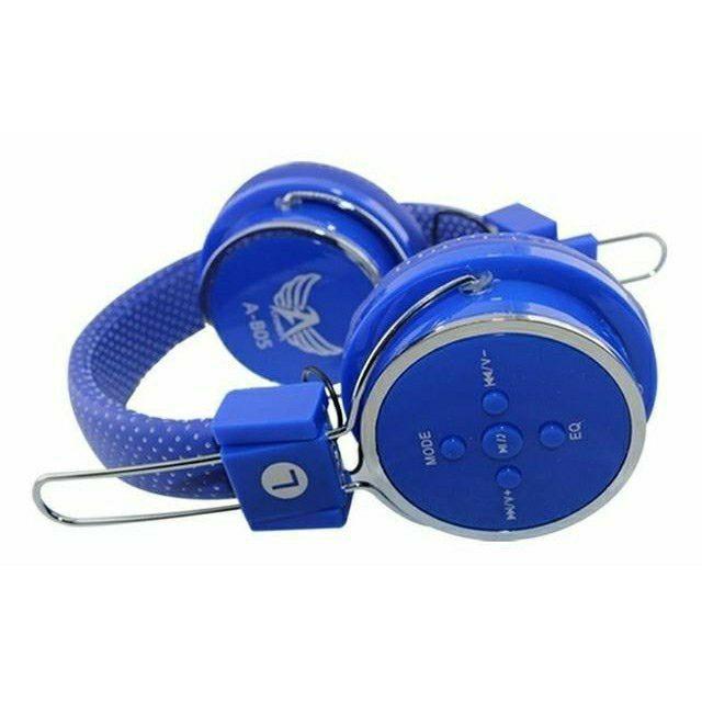 Headfone Sem Fio Altomex A-b05 Fone Bluetooth Micro SD FM MP3 MP4 - Foto 4