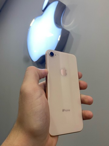 iPhone 8 64Gb Gold rose