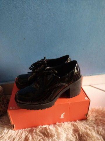 Promoção!Sapato tratorado n.37