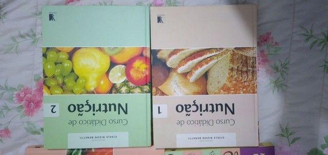 Livros ( Nutrição) - Foto 2