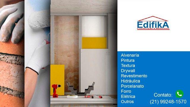 Edifika Construções e Reformas
