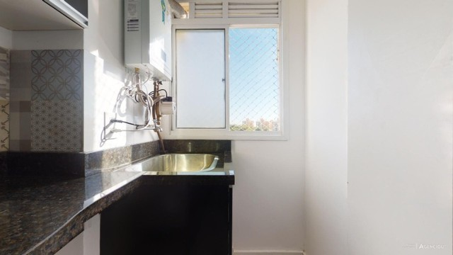 Apartamento Mobiliado com 59 m² de 2 dormitórios no Jardim Carvalho - Foto 12