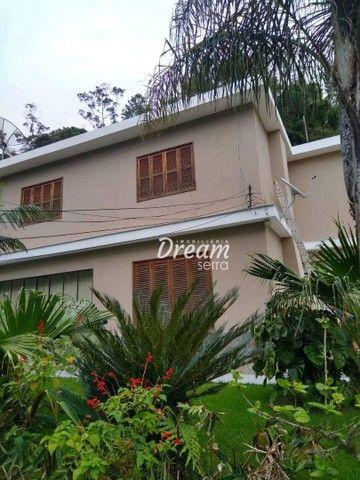 Casa com 4 dormitórios à venda, 261 m² por R$ 450.000,00 - Colônia Alpina - Teresópolis/RJ