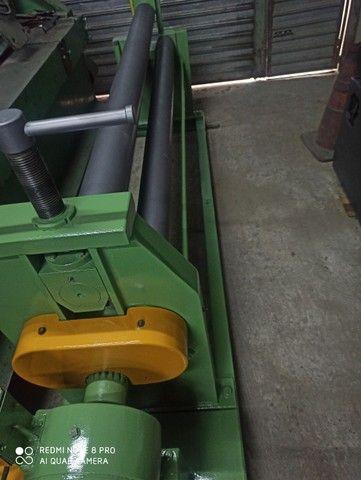 Calandra chapa Sorg 2050 MTS capacidade 5mm excelente - Foto 3