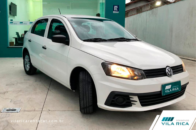 Vila Rica Seminovos VW Gol 1.0 12v MPI TotalFlex Trendline 4P Manual - Foto 14