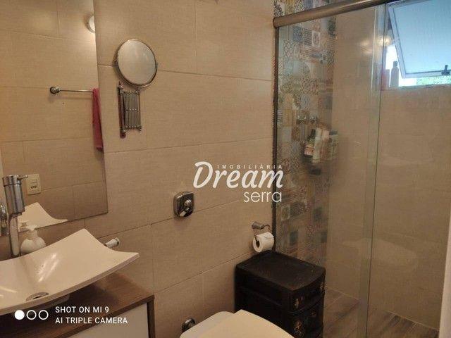 Casa com 4 dormitórios à venda, 117 m² por R$ 600.000,00 - Alto - Teresópolis/RJ - Foto 18