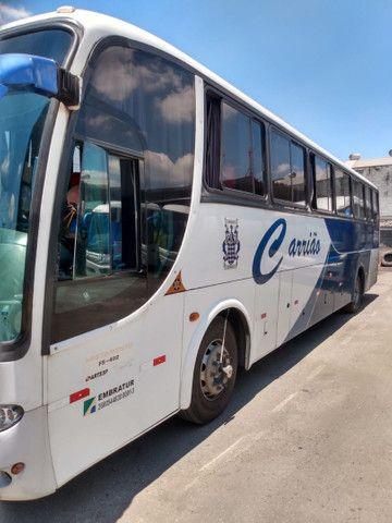 Ônibus rodoviário g6 1050 ano 2006/7 - Foto 6