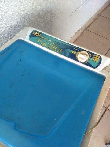 Tanquinho muito bom só tá sujo e n sei parou de funcionar por isso estou vendendo - Foto 3