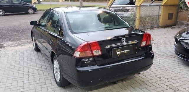 Civic Sedan LX LXL 1.7 16V 115cv Aut. 4p - Foto 4