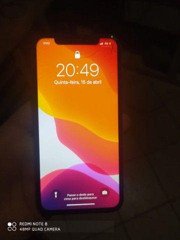 Vendo iphone x 256 gb - Foto 2