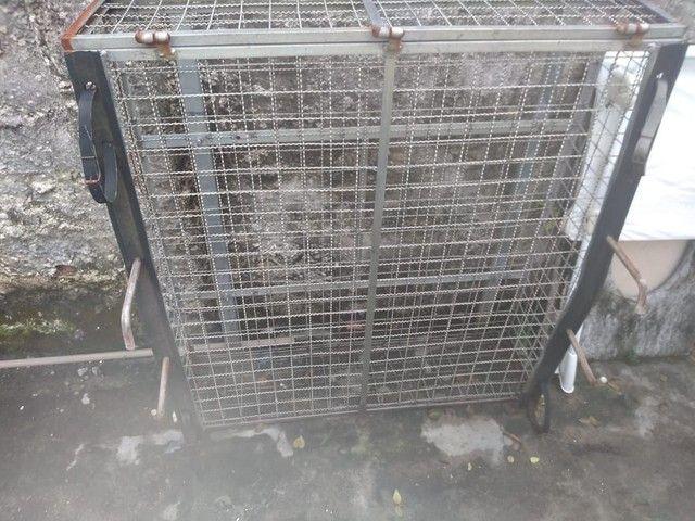 Rack pra carro com bagageiro - Foto 3