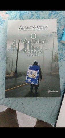 Livro - O vendedor de SONHOS