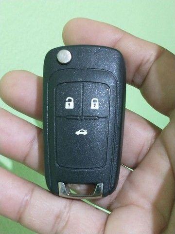 Carcaça de Chave Canivete VW, GM, Ford  - Foto 3