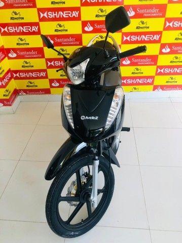 Avelloz AZ1 50cc Zero Km R$ 7.290 Com emplacamento Incluso - R2 Motos Cuiá/Geisel - Foto 10