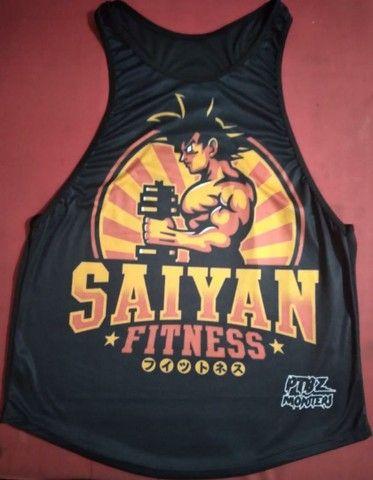 Camiseta Super Cavada Fitness - Foto 3