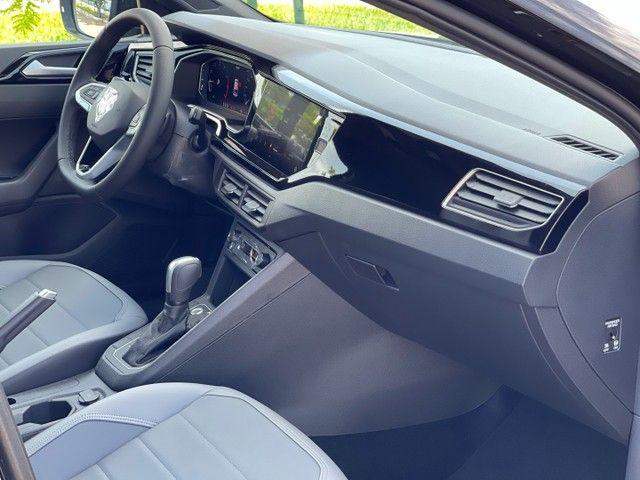 VW NIVUS HIGLINE 1.0 TSI  FLEX AUTOMÁTICO 21/21 - JPCAR  - Foto 7