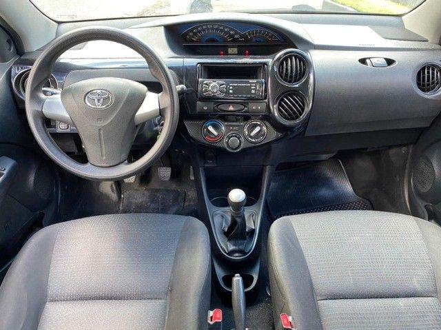 etios 1.5 x sedan - Foto 9
