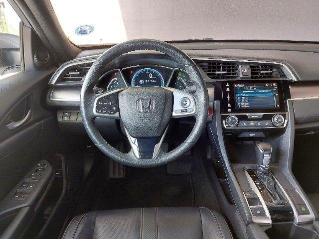 Honda Civic Touring 1.5 16v Turbo 2019 Ùnico Dono!!! - Foto 8