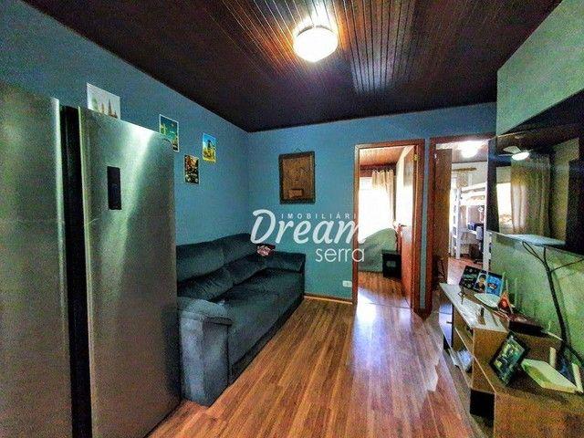 Casa com 2 dormitórios à venda, 33 m² por R$ 135.000,00 - Posse - Teresópolis/RJ - Foto 3