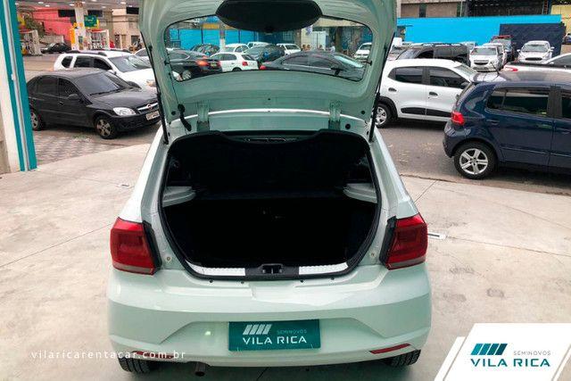 Vila Rica Seminovos VW Gol 1.0 12v MPI TotalFlex Trendline 4P Manual - Foto 7