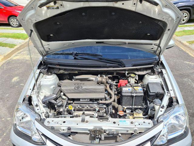 TOYOTA ETIOS Sedan XS 1.5 Automático 2018 - Foto 5