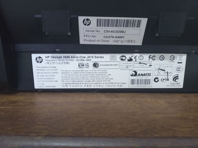 HP DeskJet 3050 usada - Foto 4