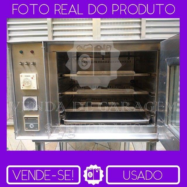 Forno Elétrico Industrial Italian Coffee Turbo (S/ Suporte de Mesa) - Foto 2