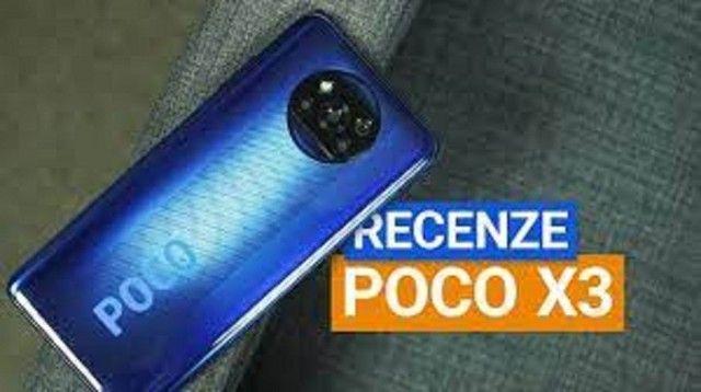 Poco X3 128 GB/6 GB Ram  Azul Enquanto Durar em Estoque - Foto 5