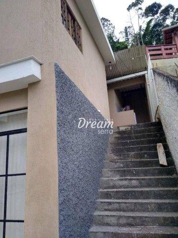 Casa com 4 dormitórios à venda, 261 m² por R$ 450.000,00 - Colônia Alpina - Teresópolis/RJ - Foto 12