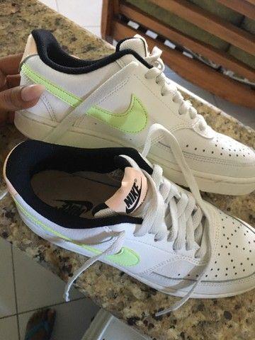 Tênis Nike couro - Foto 2
