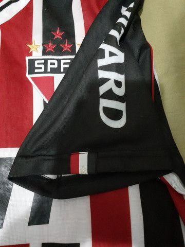 Camisa do São Paulo para venda tamanho G pequeno - Foto 6