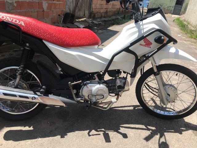 Moto pop 110i ano 2020 - Foto 3