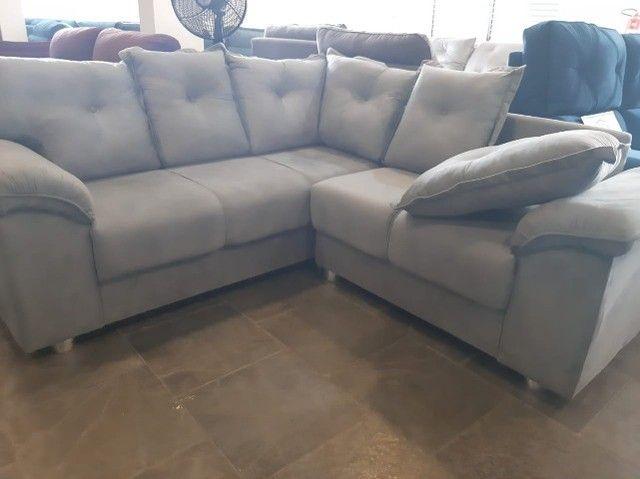 sofa canto 2,00x2,00 metro (novo)
