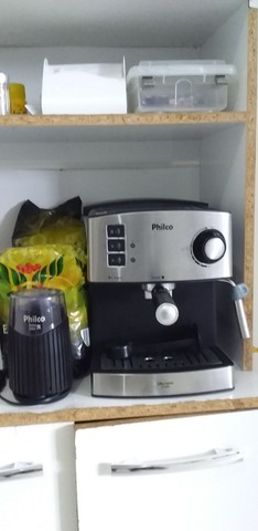 Maquina de cafe expresso philco 600 reais - Foto 4