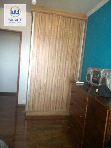 Apartamento com 3 dormitórios à venda, 126 m² por R$ 450.000 - Paulista - Piracicaba/SP - Foto 4