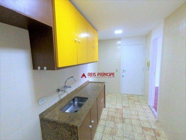 Apartamento com 2 dormitórios para alugar, 84 m² por R$ 5.300,00/mês - Lagoa - Rio de Jane - Foto 7